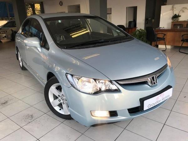 2007 Honda Civic 1.8 Vxi At  Gauteng Sandton_0
