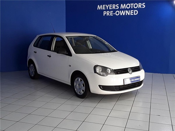 2013 Volkswagen Polo Vivo 1.4 Trendline Eastern Cape East London_0