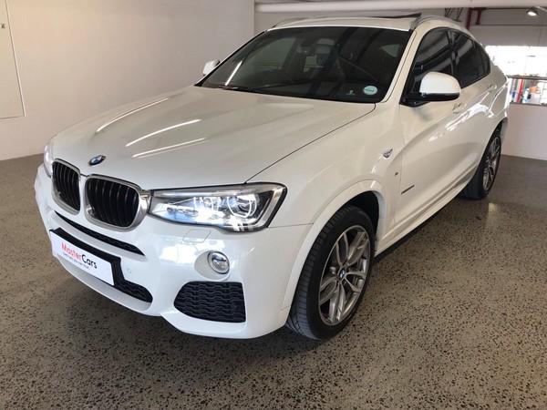 2017 BMW X4 xDRIVE20d M Sport Western Cape Table View_0
