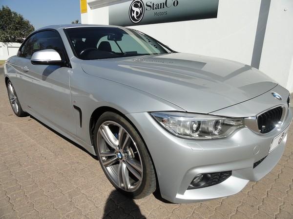 2015 BMW 4 Series 420i Convertible M Sport Mpumalanga Secunda_0