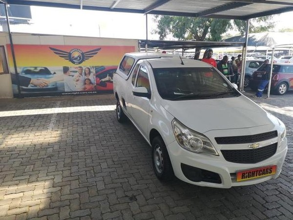 2013 Chevrolet Corsa Utility 1.4 Club Pu Sc  Gauteng North Riding_0