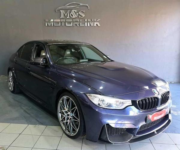 2017 BMW M3 M-DCT 30 Jahre Edition Gauteng Benoni_0