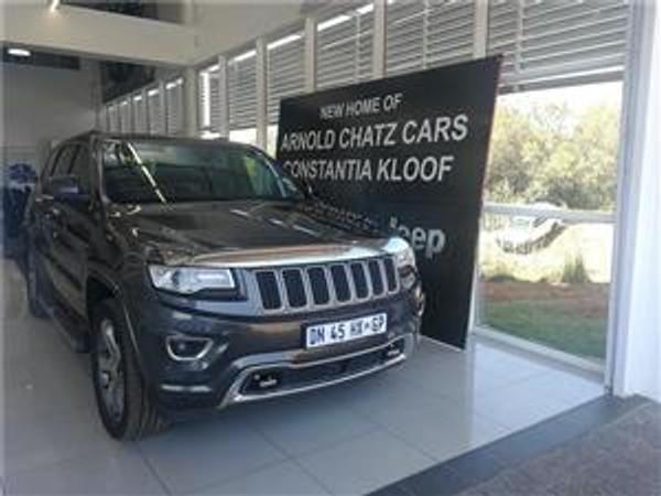 2015 Jeep Grand Cherokee 3.6 Overland Gauteng Roodepoort_0