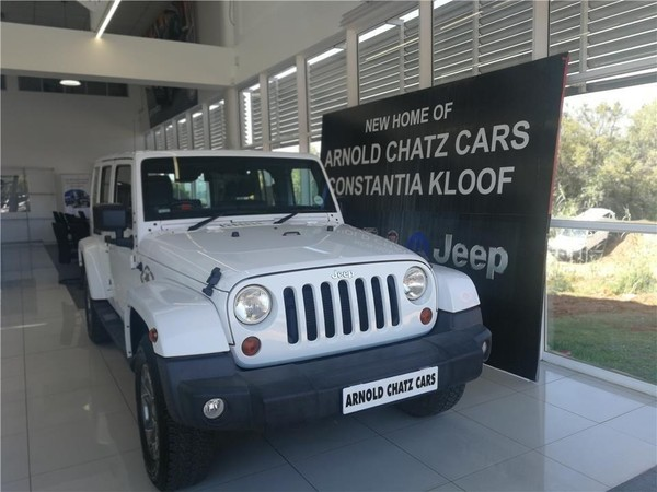 2012 Jeep Wrangler Unlimited 3.6l V6 At  Gauteng Roodepoort_0