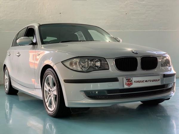 2007 BMW 1 Series 116i e87  Kwazulu Natal Durban_0