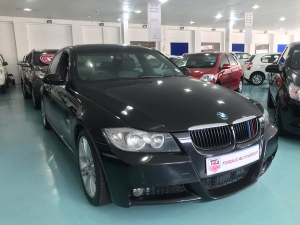 2008 BMW 3 Series 320d At e90  Kwazulu Natal Durban_0