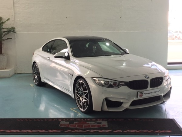2017 BMW M4 Coupe M-DCT Competition Kwazulu Natal Durban_0