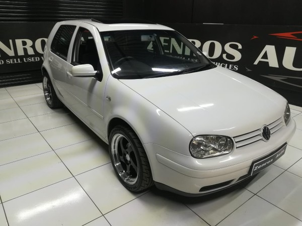 2002 Volkswagen Golf 4 1.6 Comfortline At  Gauteng Boksburg_0