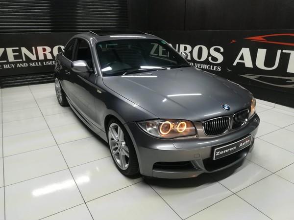 2010 BMW 1 Series 135i Coupe Sport -R4500PM Gauteng Boksburg_0