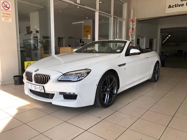 2016 BMW 6 Series 640i Convert M Sport Auto Gauteng Alberton_0