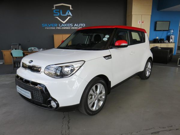 2014 Kia Soul 1.6 Start Gauteng Pretoria_0