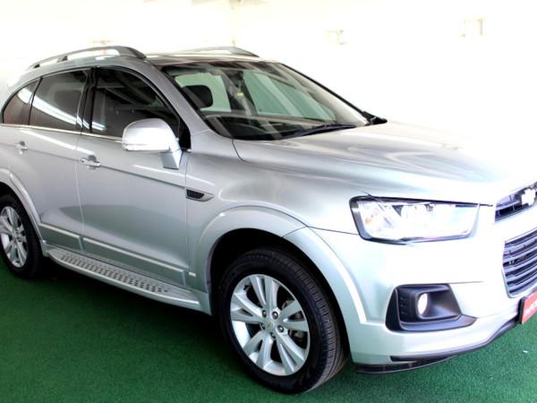 2016 Chevrolet Captiva 2.4 LT Gauteng Boksburg_0