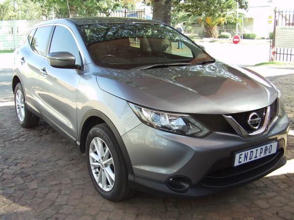 2015 Nissan Qashqai 1.2T Acenta Gauteng Boksburg_0