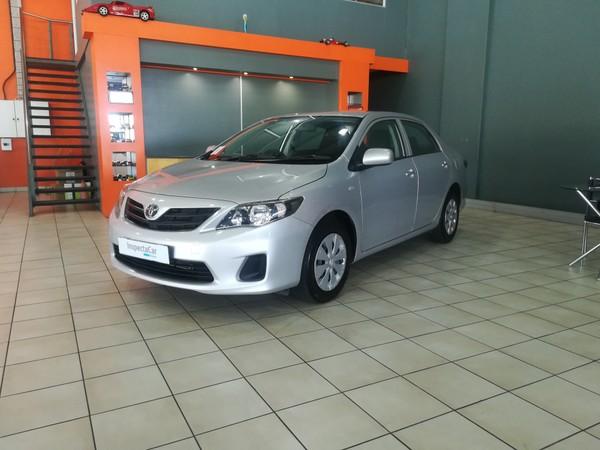 2018 Toyota Corolla Quest 1.6 Auto Kwazulu Natal Pietermaritzburg_0