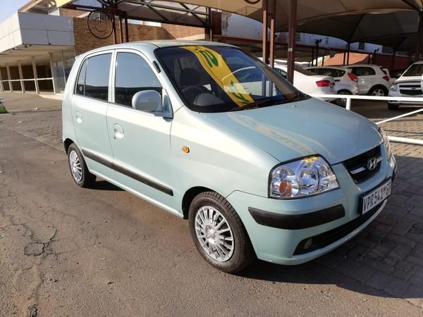 2007 Hyundai Atos 1.1 Gls  Gauteng Vereeniging_0