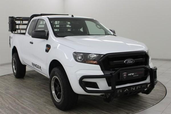 2017 Ford Ranger 2.2TDCI XL 4X4 PU SUPCAB Gauteng Boksburg_0