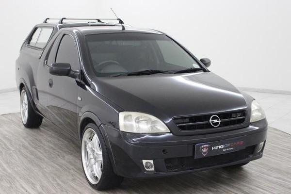 2006 Opel Corsa Utility 1.4i Club Pu Sc  Gauteng Boksburg_0