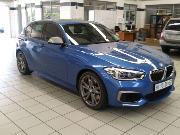 2017 BMW 1 Series M140i Edition M Sport Shadow 5-Door Auto F20 Gauteng Randburg_0
