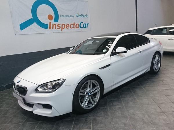 2015 BMW 6 Series 640i Coupe M Sport Auto Kwazulu Natal Durban_0
