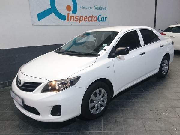 2014 Toyota Corolla Quest 1.6 Kwazulu Natal Durban_0