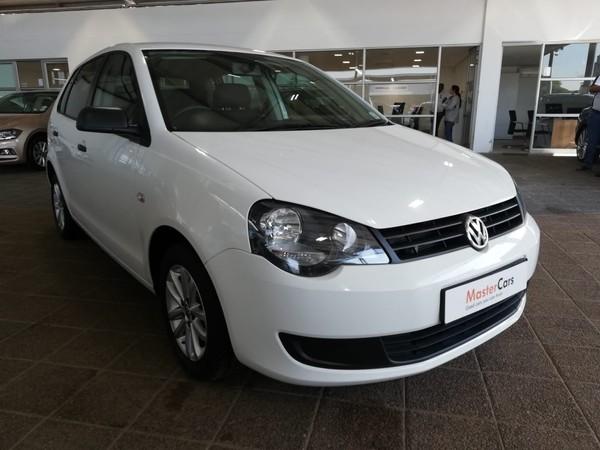 2014 Volkswagen Polo Vivo 1.6 Trendline 5Dr Gauteng Kempton Park_0