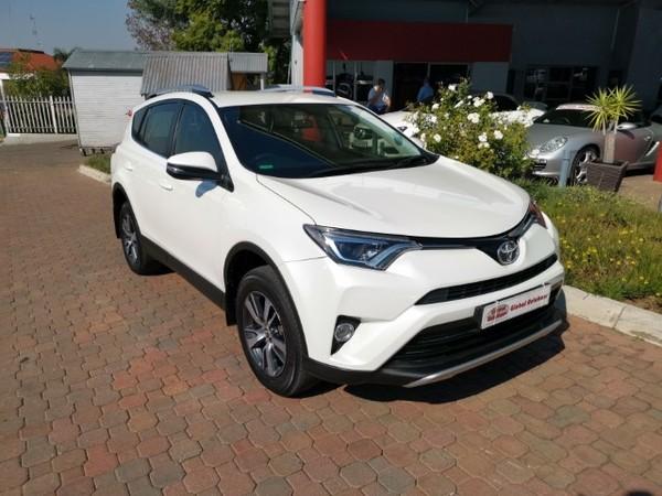 2016 Toyota Rav 4 2.0 GX Auto Gauteng Randburg_0