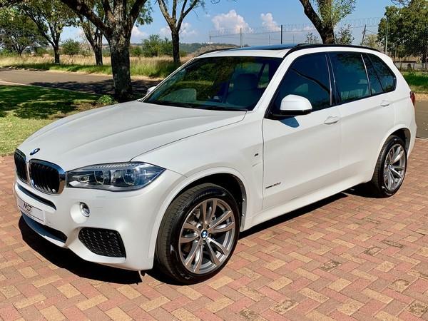 2014 BMW X5 xDRIVE30d M-Sport Auto Kwazulu Natal Newcastle_0