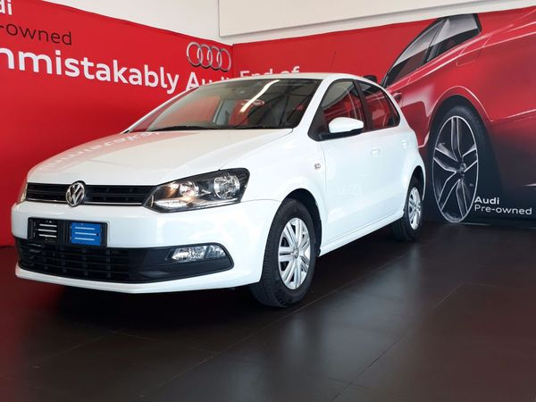 2018 Volkswagen Polo Vivo 1.4 Comfortline 5-Door Limpopo Polokwane_0
