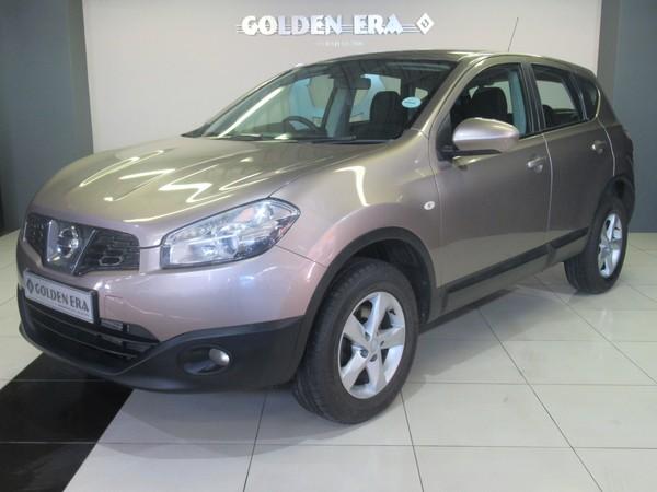 2013 Nissan Qashqai 1.5 Dci Acenta  Gauteng Pretoria_0