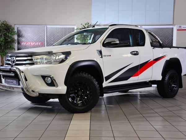 2016 Toyota Hilux 2.8 GD-6 Raider 4x4 Extended Cab Bakkie Gauteng Pretoria_0