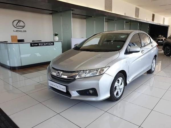 2015 Honda Ballade 1.5 Elegance CVT Gauteng Boksburg_0