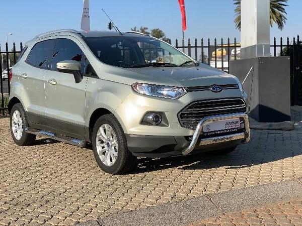 2017 Ford EcoSport 1.5TiVCT Titanium Auto Gauteng Roodepoort_0