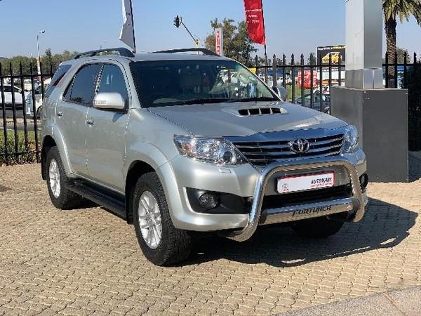 2013 Toyota Fortuner 3.0d-4d Rb  Gauteng Roodepoort_0