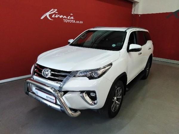 2018 Toyota Fortuner 2.8GD-6 4X4 Auto Gauteng Sandton_0