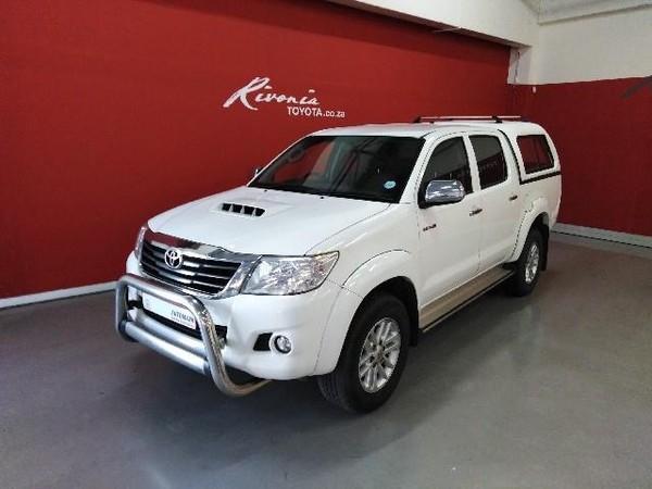 2014 Toyota Hilux 3.0d-4d Raider Rb At Pu Dc  Gauteng Sandton_0