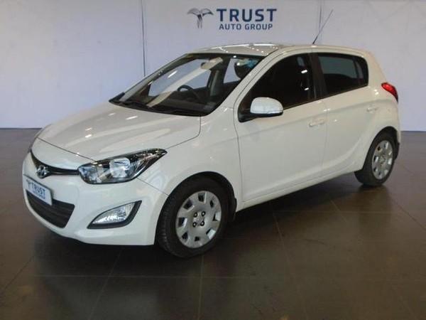 2014 Hyundai i20 1.2 Motion  Gauteng Randburg_0