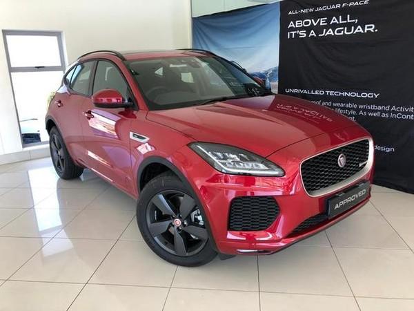 2019 Jaguar E-Pace 2.0D SE 177KW Gauteng Four Ways_0