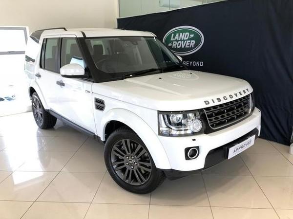 2017 Land Rover Discovery 4 3.0 Tdv6 Se  Gauteng Four Ways_0