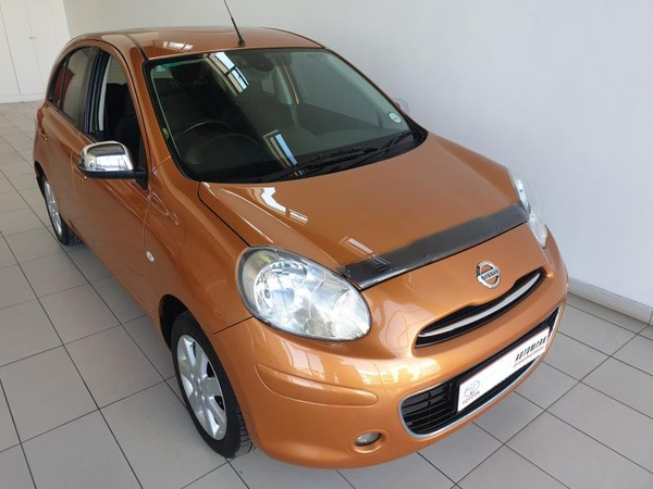 2011 Nissan Micra 1.5 Tekna 5dr d85  Gauteng Vereeniging_0