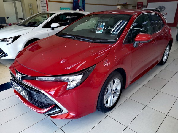 2019 Toyota Corolla 1.2T XR CVT 5-Door Western Cape Worcester_0
