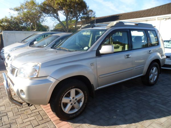 2006 Nissan X-trail 2.2d Se r47  Eastern Cape Port Elizabeth_0