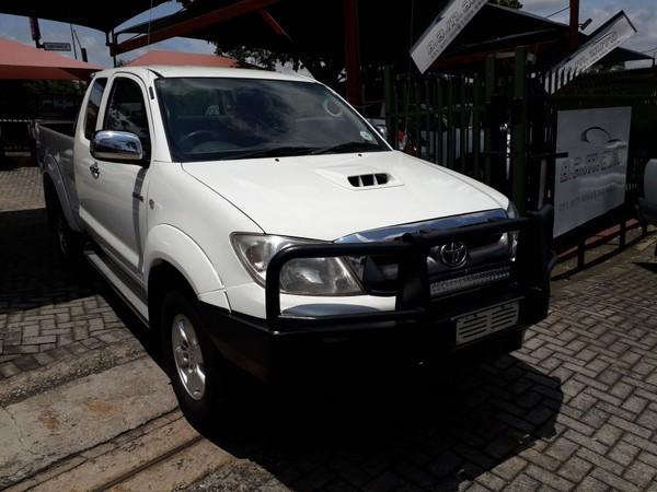 2011 Toyota Hilux 3.0d-4d Raider Xtra Cab Pu Sc  Mpumalanga Nelspruit_0