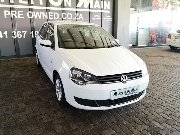 2017 Volkswagen Polo Vivo GP 1.4 Trendline 5-Door Eastern Cape Port Elizabeth_0
