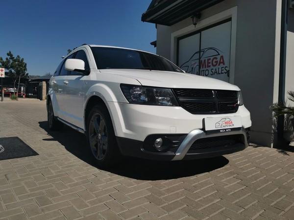 2015 Dodge Journey 3.6 V6 Rt At  Gauteng Pretoria_0