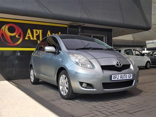 2012 Toyota Yaris T3 5dr  Gauteng Vereeniging_0