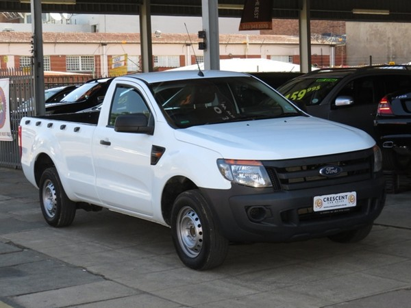2015 Ford Ranger 2.2TDCi LR Single Cab Bakkie Kwazulu Natal Pietermaritzburg_0