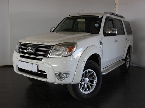 2012 Ford Everest 3.0 Tdci Xlt  Gauteng Boksburg_0