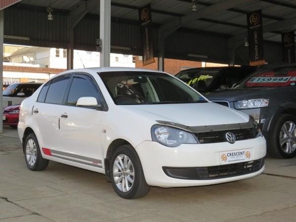 2014 Volkswagen Polo Vivo 1.4 Trendline Kwazulu Natal Pietermaritzburg_0