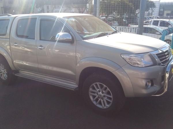 2012 Toyota Hilux 2.7 Vvti Raider Rb Pu Dc  Gauteng Boksburg_0