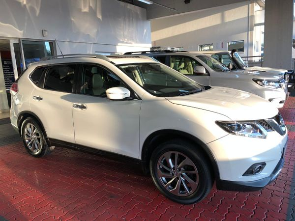 2015 Nissan X-trail X-Trail 1.6dci LE 4x4 Man Gauteng Midrand_0